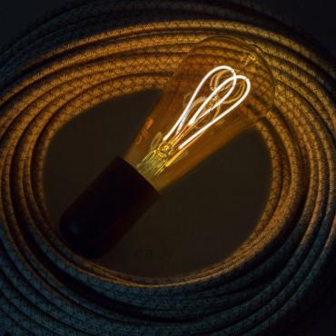 Ampoule Dorée LED - Edison...