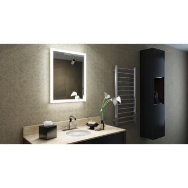 Miroir Rectangle LED H60xL80