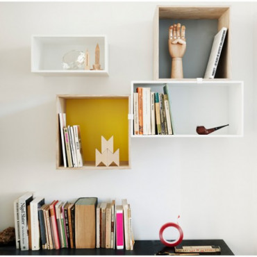 ETAGERE STACKED