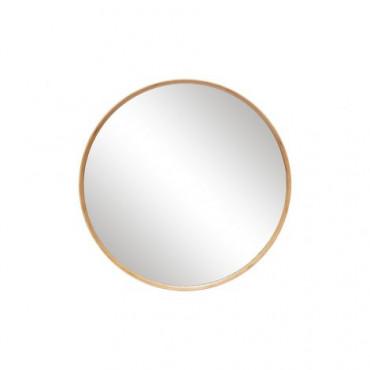 miroir structure bois