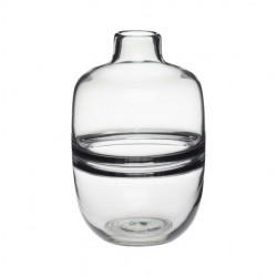 vase smoke grey