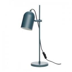 lampe de table bleu