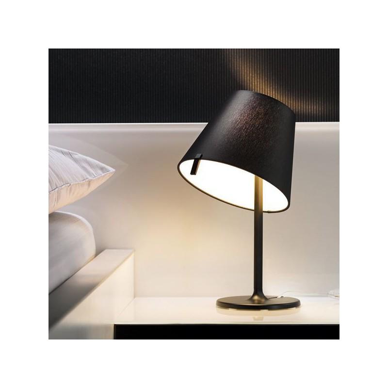 Lampe de chevet melampo notte un autre jour luminaires for Lampe au dessus d une table