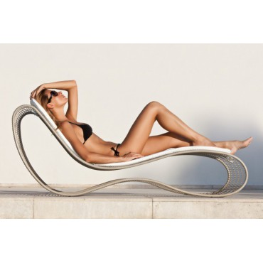 Chaise longue BREEZE